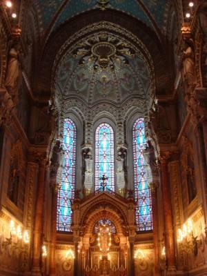 Lyon - Basilica Notre-Dame photo