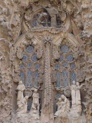 Photo illustrating Barcelona - Sagrada Familia
