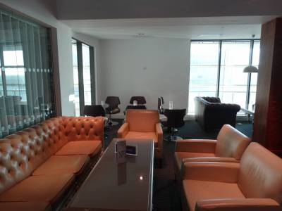Photo illustrating London Gatwick - No. 1 lounge