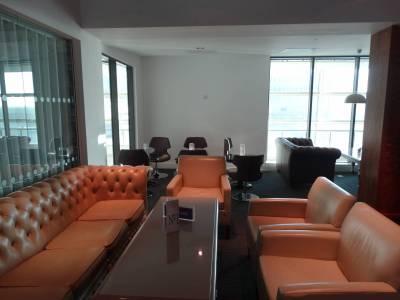 Photo illustrating London Gatwick - No. 1 lounge