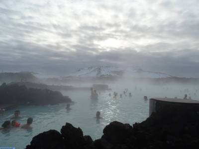 Photo illustrating Iceland - Blue Lagoon