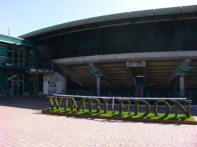 London - Wimbledon Tennis Museum photo