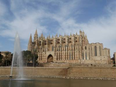 Photo illustrating Palma, Mallorca