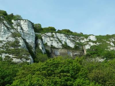 Photo illustrating Dover - White Cliffs