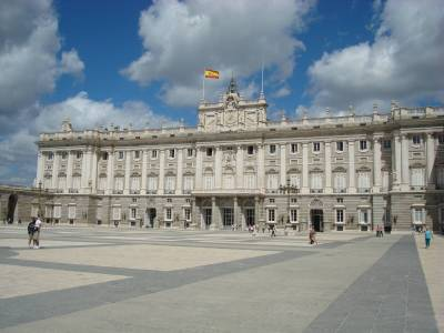 Madrid - Palacio Real photo