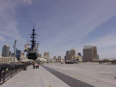 San Diego - USS Midway photo
