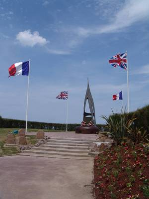 France - Normandy beaches photo