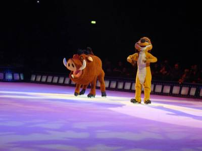 London - Disney on Ice photo