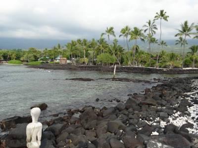 Photo illustrating Big Island - Pu�uhonua O Honaunau National Historic Park