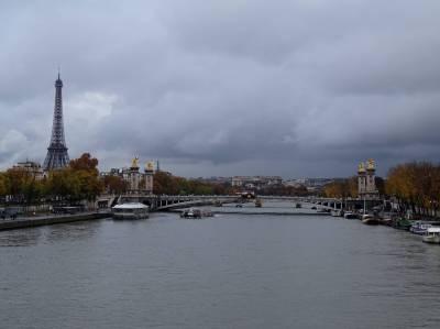 Photo illustrating <font size=1>Paris - River Seine