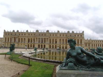 Versailles Palace, France photo