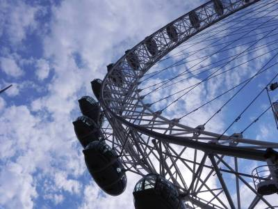 Photo illustrating Adventures by Disney - London Eye