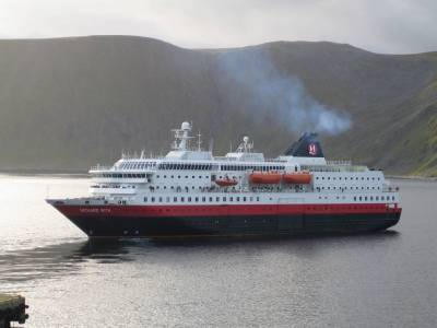 Hurtigruten Ship photo