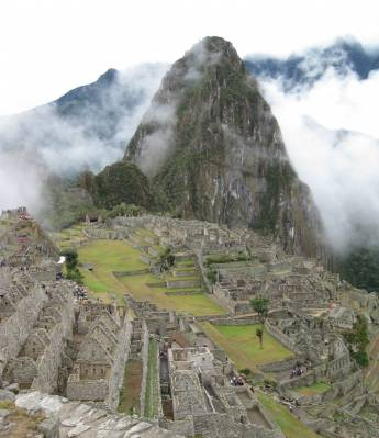 Newsarticle, Discovering Peru:  The Lost City photo