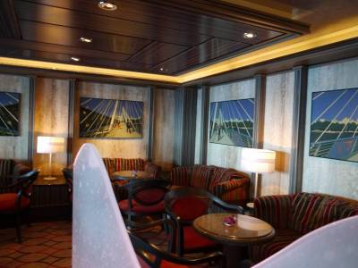 P&O Azura - Seventeen restaurant photo
