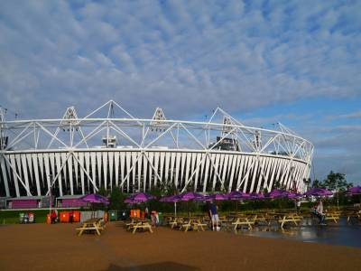London - Olympic Stadium photo