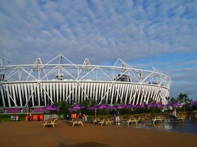 London - Olympic Stadium photo