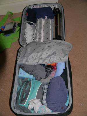 Packing photo