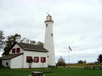 Sturgeon Point Lighthouse photo