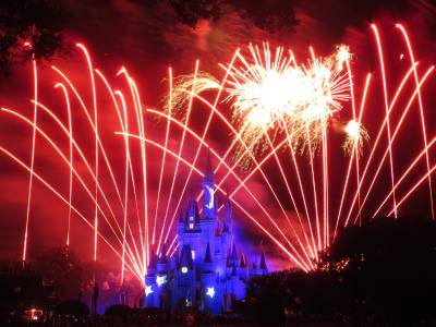 Photo illustrating Magic Kingdom - Wishes