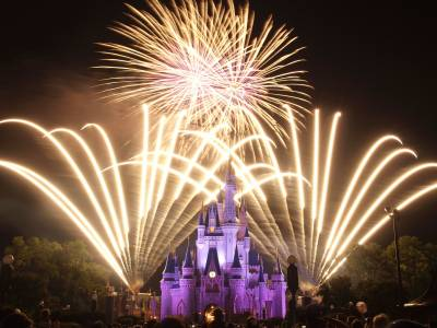 Magic Kingdom - Wishes photo