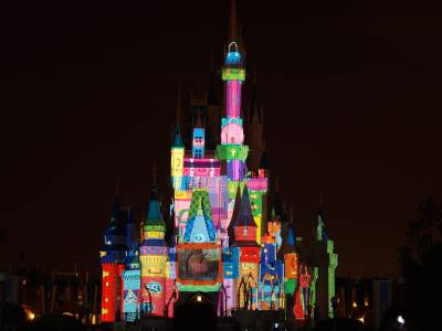 Photo illustrating <font size=1>Magic Kingdom - The Magic, The Memories and You