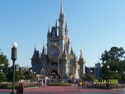 Photo illustrating <font size=1>Magic Kingdom