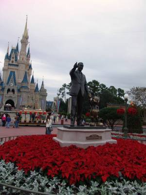 Magic Kingdom - Cinderella's Castle photo