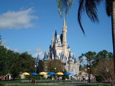 Magic Kingdom - Cinderella Castle photo