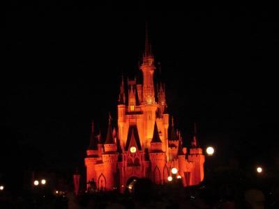 Photo illustrating <font size=1>Magic Kingdom - Cinderella