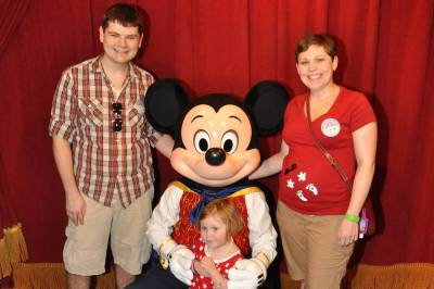 Visiting Walt Disney World While Pregnant