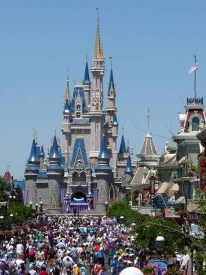 Photo illustrating Walt Disney World - Traveling