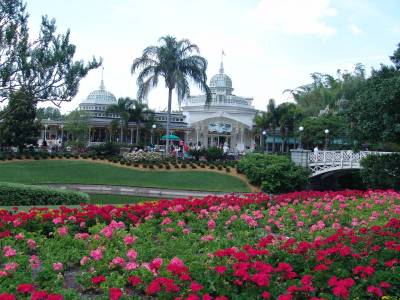 Magic Kingdom - Crystal Palace photo