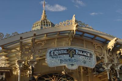 Crystal Palace - Magic Kingdom photo