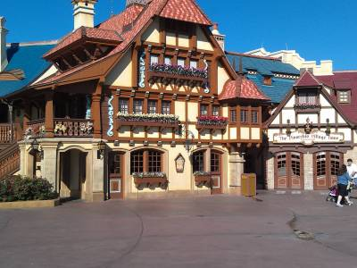 Photo illustrating <font size=1>Pinocchio Village Haus
