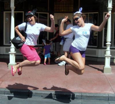 Photo illustrating Main Street Jump