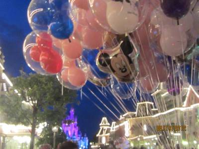 Sights of Main Street USA photo
