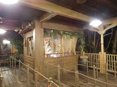 Photo illustrating Adventureland - Jingle Cruise