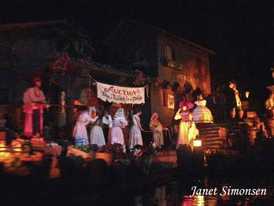 Photo illustrating <font size=1>Magic Kingdom - Pirates of the Caribbean