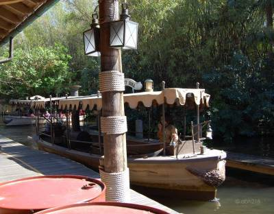Photo illustrating <font size=1>Jungle Cruise