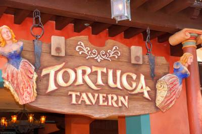 Photo illustrating <font size=1>Tortuga Tavern