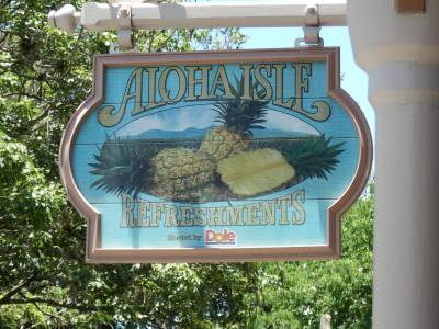 Photo illustrating Aloha Isle