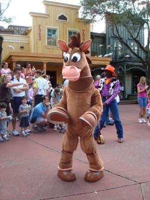 Bullseye In Frontierland Passporter Photos