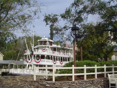 Magic Kingdom - Liberty Belle Riverboat photo
