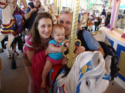 Carousel time! photo