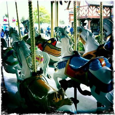 Carousel Fantasyland photo