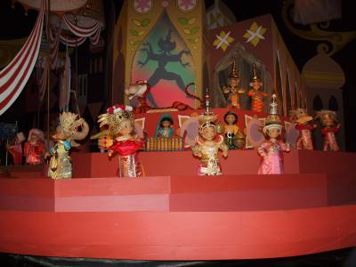 Photo illustrating Magic Kingdom - Fantasyland - It