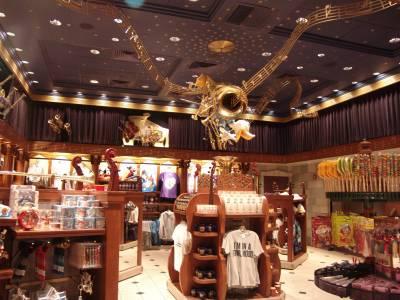 Magic Kingdom Mickey S Philharmagic Shop Passporter Photos