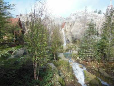 Magic Kingdom - new Fantasyland