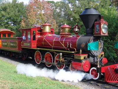 Magic Kingdom - Walt Disney World Railroad